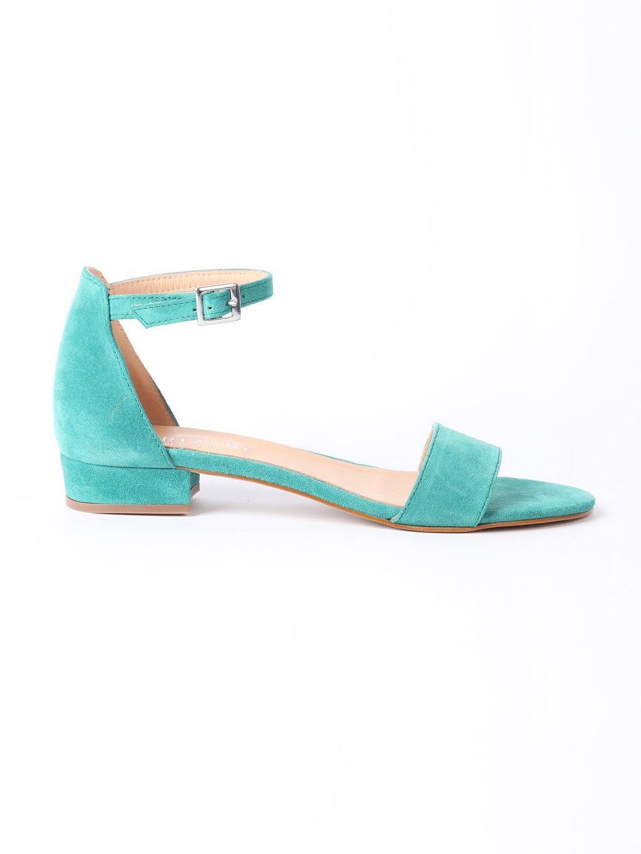 MURIZARI sandály na podpatku