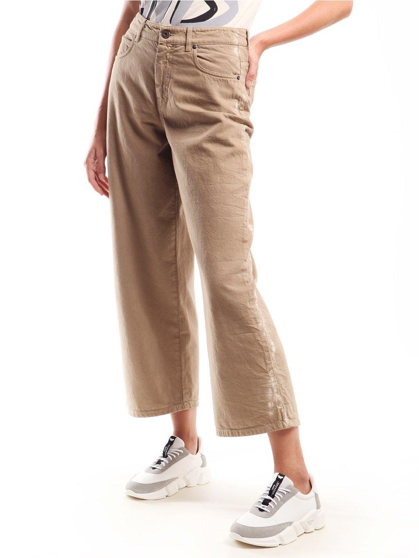 Džínové široké kalhoty  WEEKEND MAX MARA