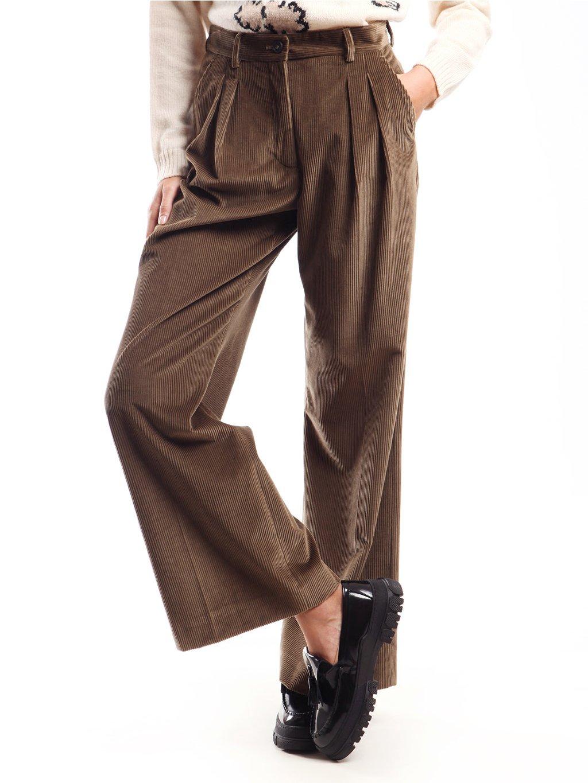 Manžestrové kalhoty  WEEKEND MAX MARA