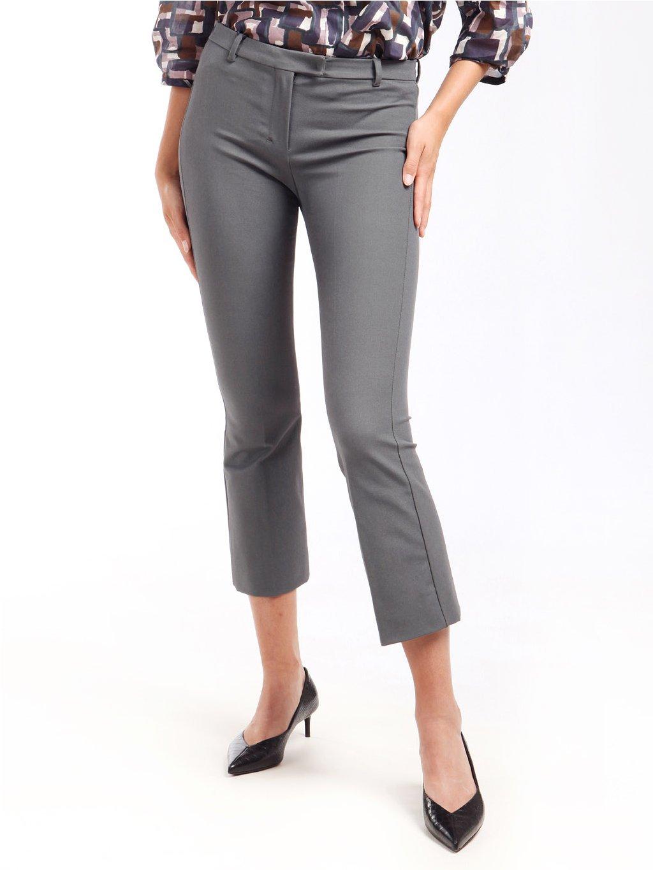Bavlněné kalhoty s kratšími nohavicemi  ´S MAX MARA