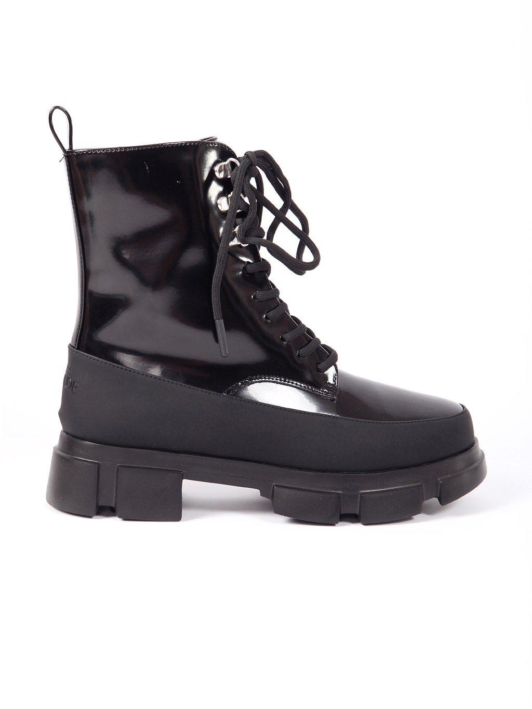 Kotníkové šněrovací boty  TWINSET