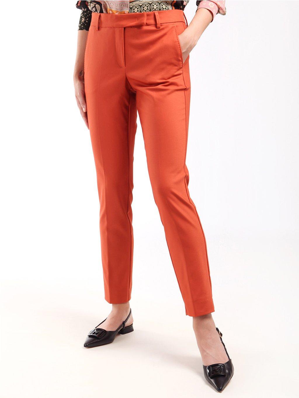 Kalhoty s úzkými nohavicemi  MARELLA