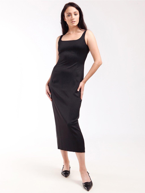 Projmuté šaty na ramínka  MARELLA