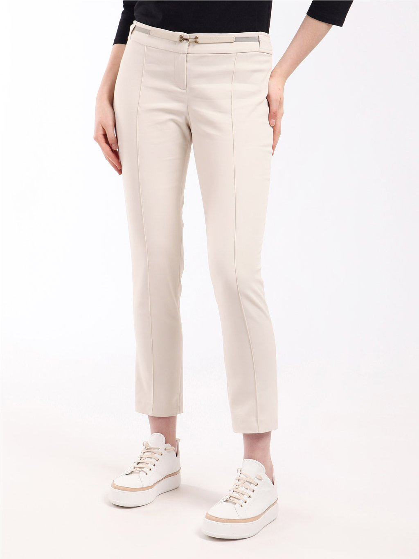 Kalhoty s elastickým páskem  LIU JO