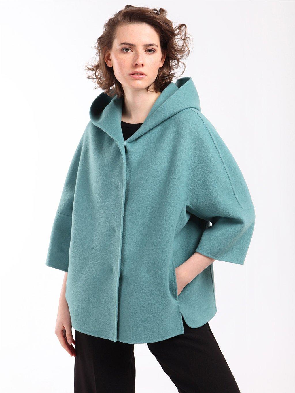 Krátký vlněný kabát  WEEKEND MAX MARA