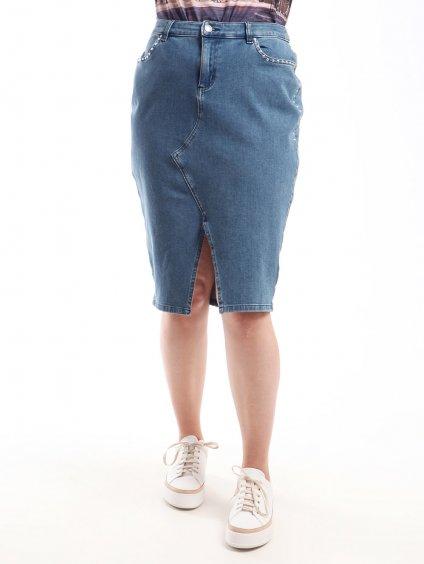 CANCUN džínová sukně
