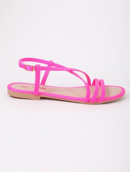 Koženkové sandály  TWINSET