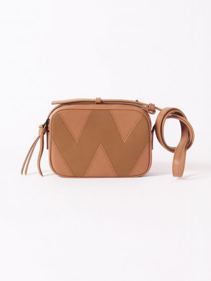 Kožená kabelka Camera bag W  WEEKEND MAX MARA