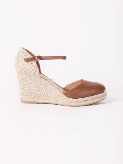 Espadrilové sandály na klínu  WEEKEND MAX MARA