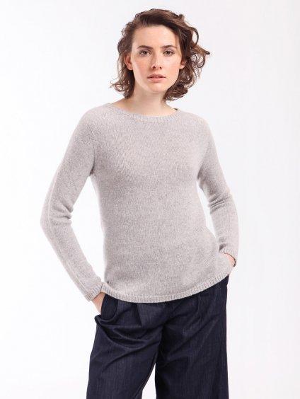 GIORGIO šedý svetr