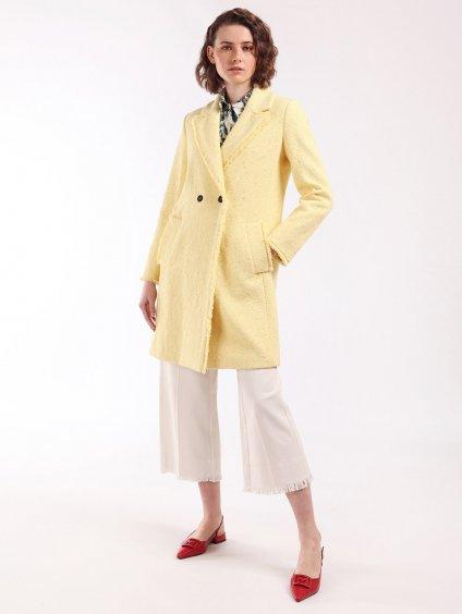 NICCHIA žlutý kabát