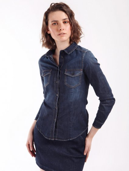 GARGANO džínová košile