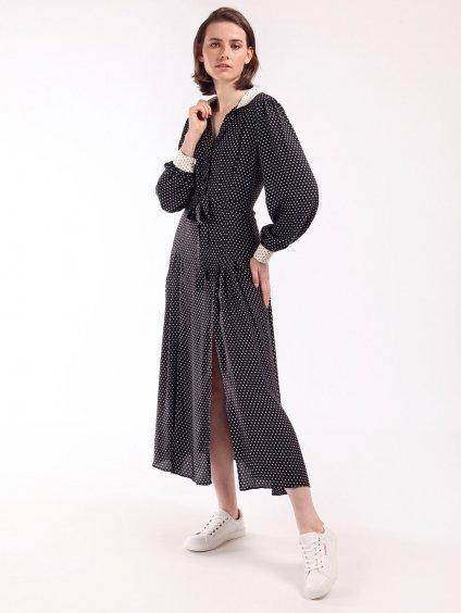 202TP2292 dlouhé šaty