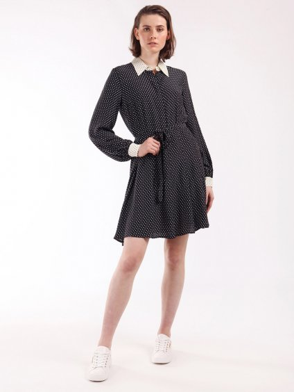 202TP2293 krátké šaty