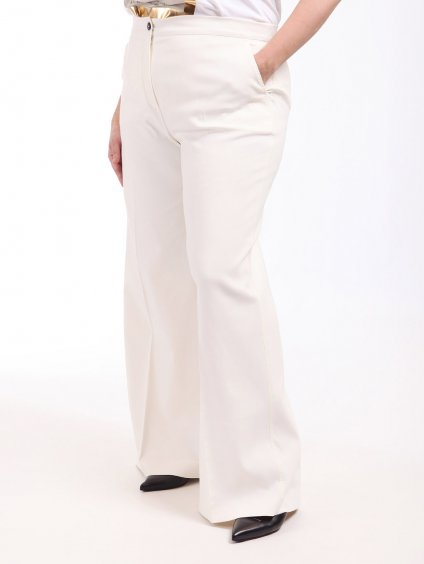 Kalhoty s širokými nohavicemi  MARINA RINALDI