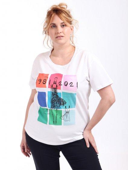 VITTORIA bavlněné triko