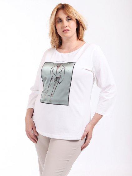 VALOROSO bílé triko