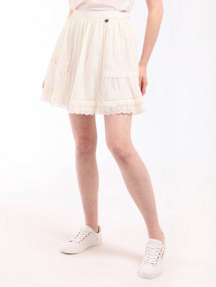 Krajková krátká sukně  TWINSET
