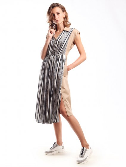 Vzorované šaty  WEEKEND MAX MARA