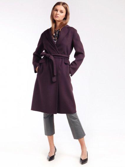 Ručně šitý vlněný kabát  ´S MAX MARA