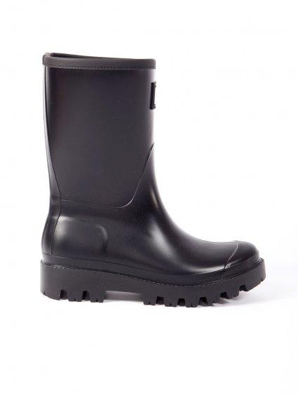 Gumové kotníkové boty  TWINSET