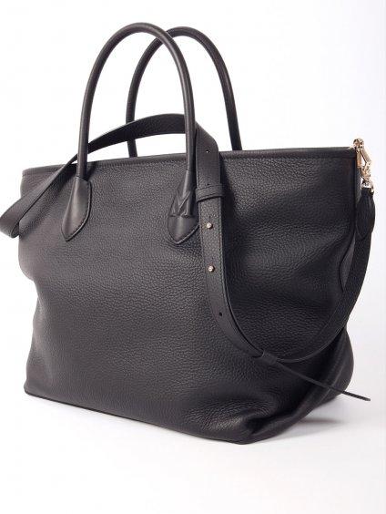 Kožená kabelka s popruhem  MAX MARA
