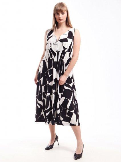 DALIA vzorované šaty