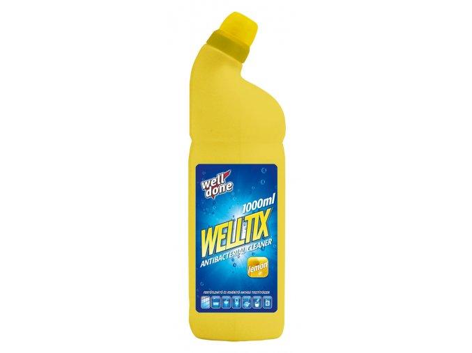 WC Weltix dezinfekční prostředek Lemon 1l