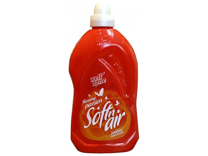 Softnair avivážní koncentrát Flaming passion 2l