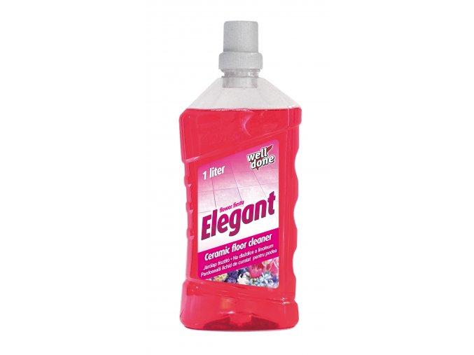 Elegant čistič na podlahy dlažba