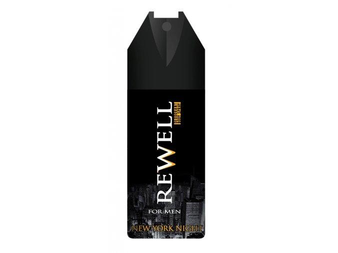 Rewell for men deodorant Revolution 150ml