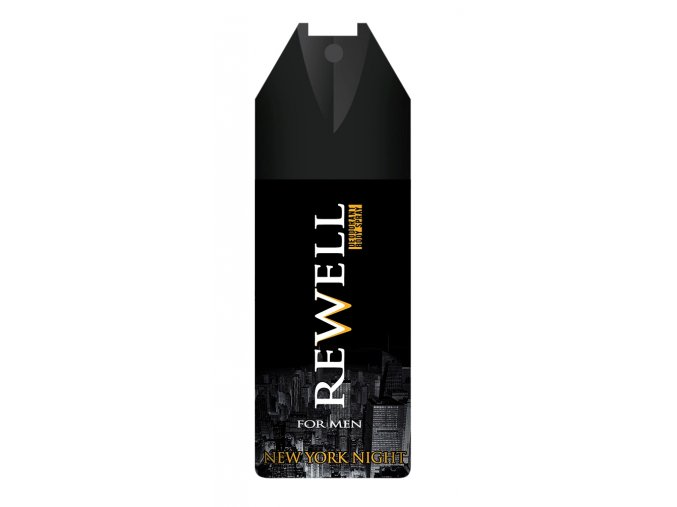 Rewell for man deodorant new york night