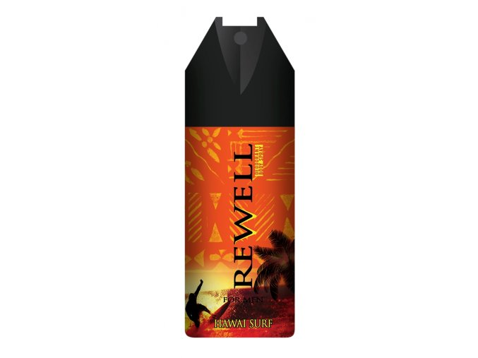 Rewell for man deodorant Mission