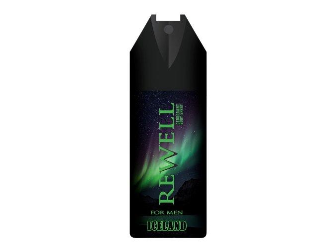 Rewell dor man deodorant iceland