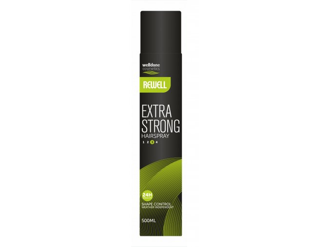 Rewell lak na vlasy extra strong 500ml