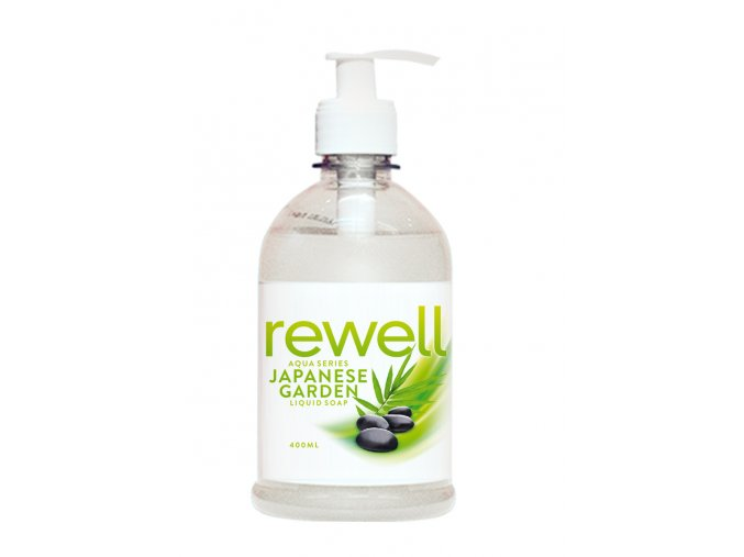 Rewell liquid soap japanese