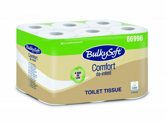 TP Comfort 2vr., 180út., 18,0m, celulloza 12 rolí