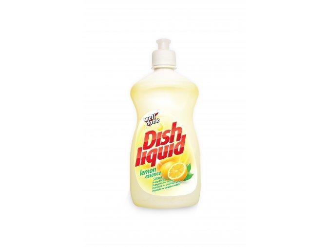 Prostředek na umývání nádobí Lemon essence 500ml