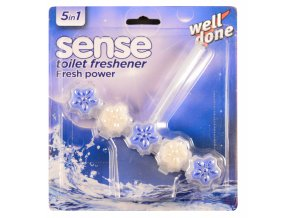 Sense WC blok 5 in 1 Fresh Power