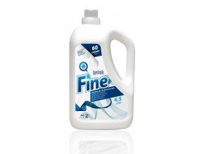 Fine prací gel na bílé prádlo 4,5l