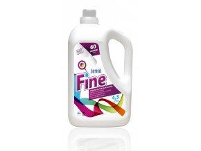 Fine prací gel na barevné prádlo 4,5l
