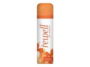 Rewell for woman deodorant Devotion