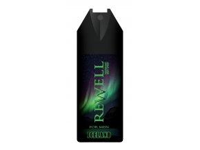 Rewell for man deodorant Impression