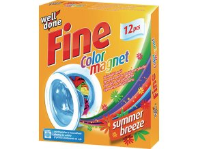 Fine ubrousky pohlcující barvu Summer Breeze 12ks