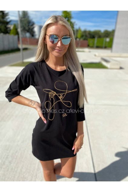 ŠATY VALENTINA BLACK