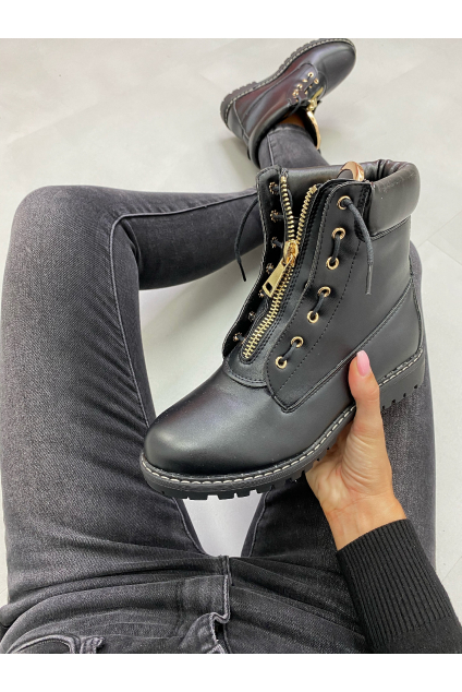WORKERY LISS BLACK/GOLD