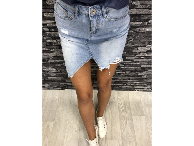 Džínová sukně LISA