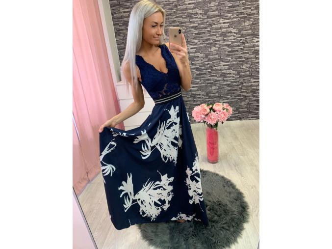 Maxi šaty night