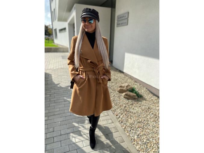 KABÁTEK MARSII/BROWN