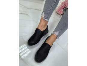 SLIP ON CLASSIC BLACK
